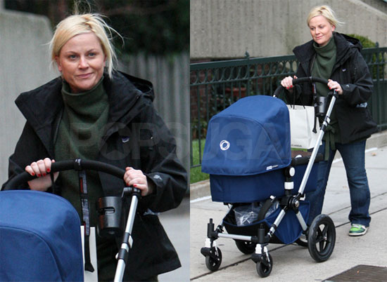 Photos of Amy Poehler and Baby Archie Arnett