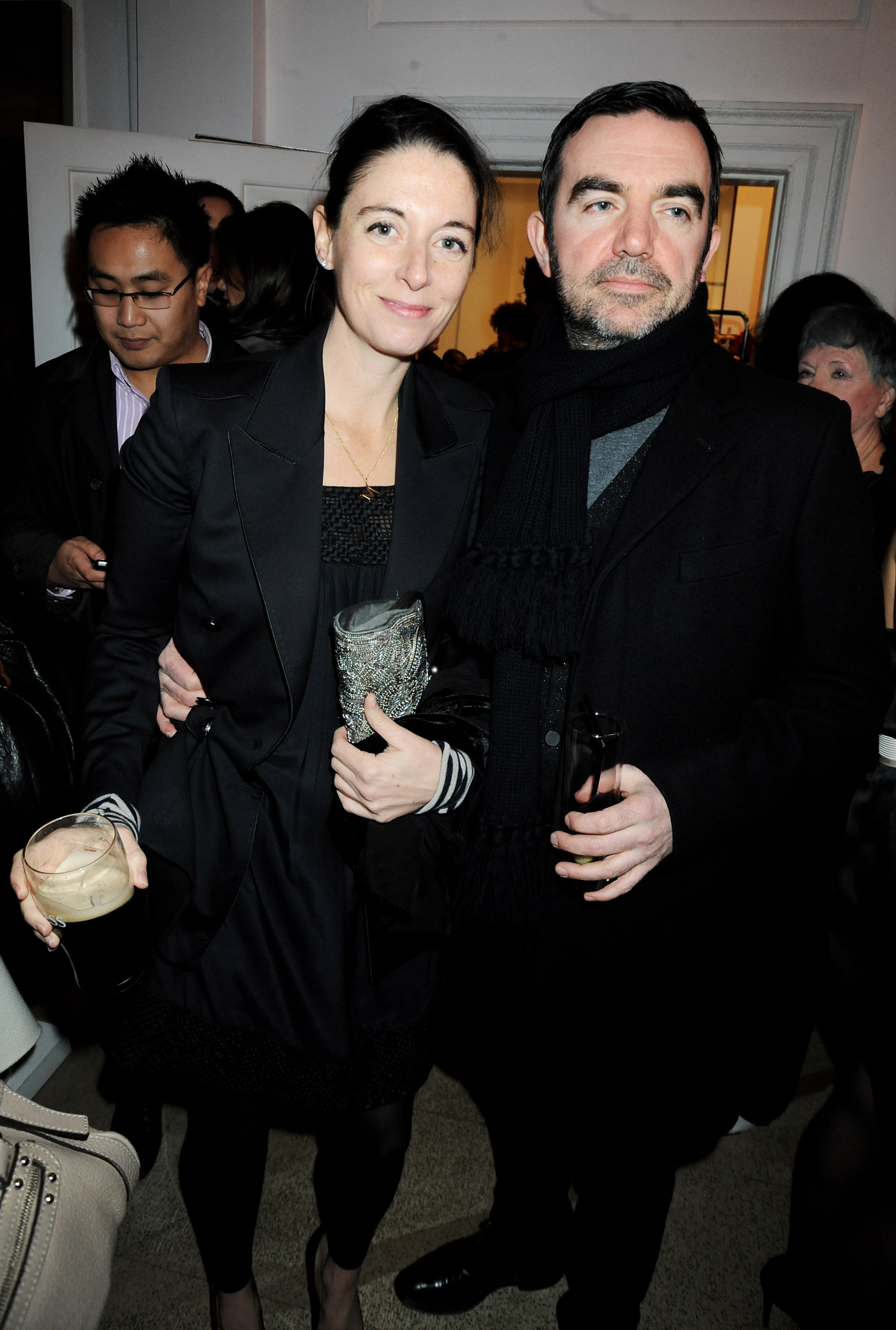Photos of Kate Moss and Jamie Hince at Stella McCartney's ...