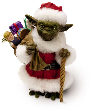 Everybody Loves a Star Wars Christmas