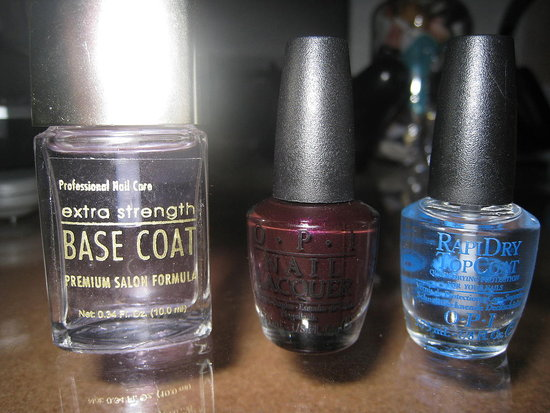 """Photos: OPI """"Eiffel For This Color"""""""