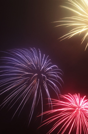 Love Fireworks? Invest in Earplugs