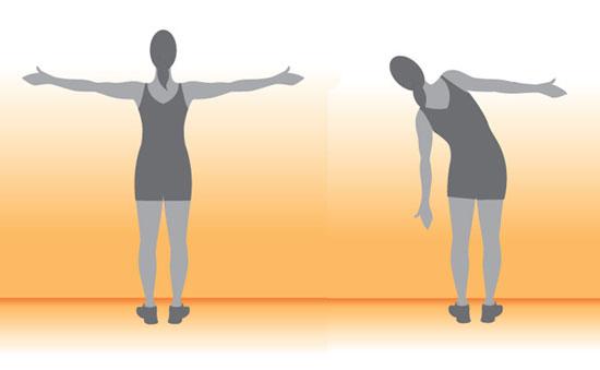 Stretch It: Wall Side Stretch