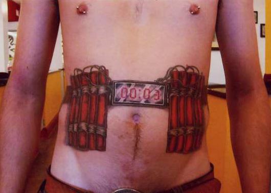 Another Dumb Tattoo