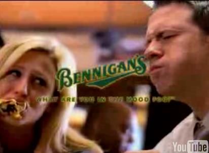 R.I.P. Bennigan's
