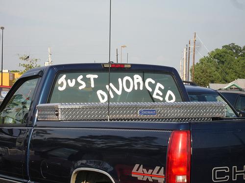 Just Divorced!