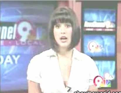 News Anchor Misspeaks on Live Television