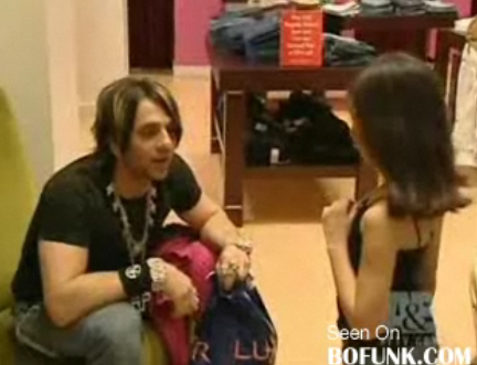 Criss Angel Turns 8-Year-Old Girl Into 20-Year-Old