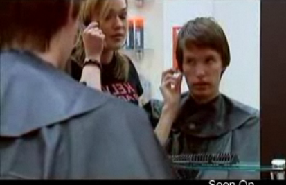 Hair Salon Prank