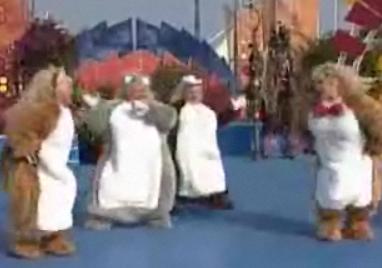 German Hamster Dance