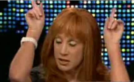 Kathy Griffin Talks Tom Cruise on Larry King Live