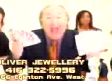 Low-Budget Oliver Jewellery Commercial