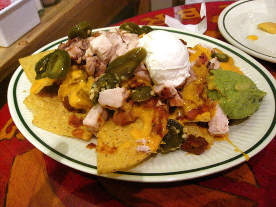 Would You Eat These Nachos?