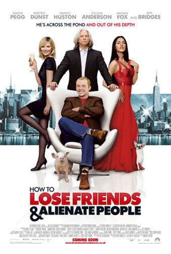 How to Lose Friends Trailer Arrives as Author Disses SATC