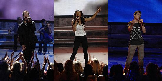 American Idol Recap: The Final Three