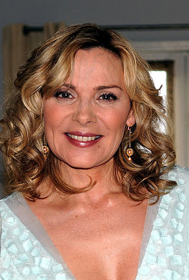 Kim Cattrall Showing Skin at HBO Again