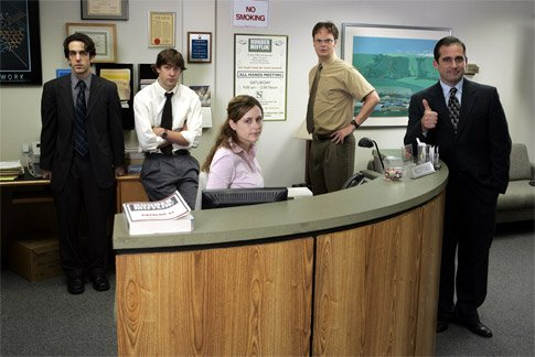First Glimpse: This Summer's Office Webisodes