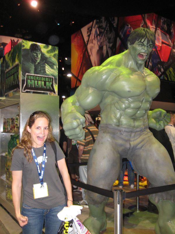 BuzzSugar at Comic-Con: Day One!