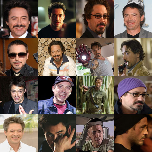 Robert Downey Jr. Trivia