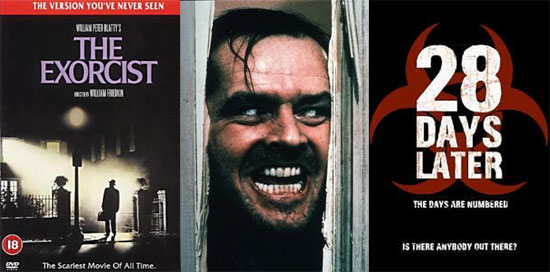 Scariest Movies Ever