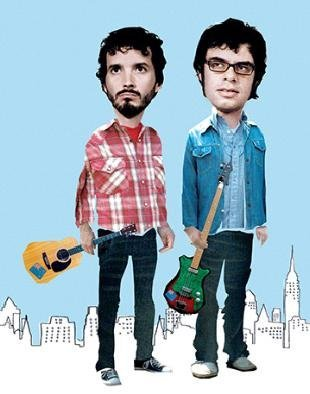 Rap Along With Flight of the Conchords