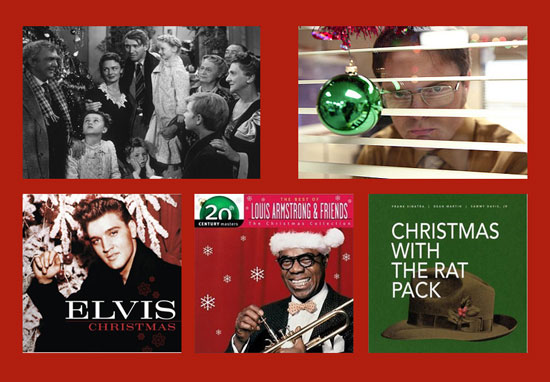 Music, Movies, or TV: What Gets You in the Holiday Spirit the Most?