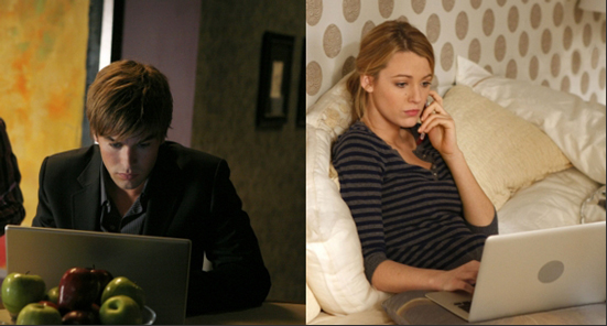 How Gossip Girl Hides Apple Products