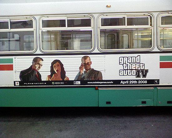 Grand Theft Auto IV Coming April 29