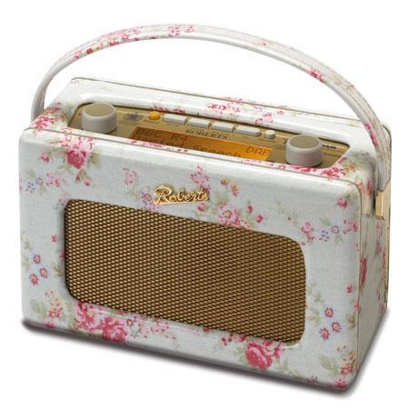 Cath Kidston Floral DAB Digital Roberts Radio