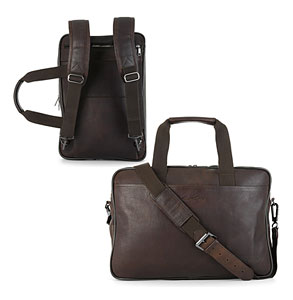 Kenneth Cole Case-adilla's Laptop Backpack Is Convertible, Chic