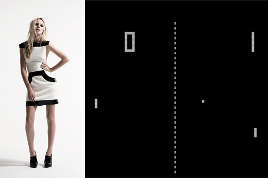 Topshop to Provide an Atari Fashion Fix!
