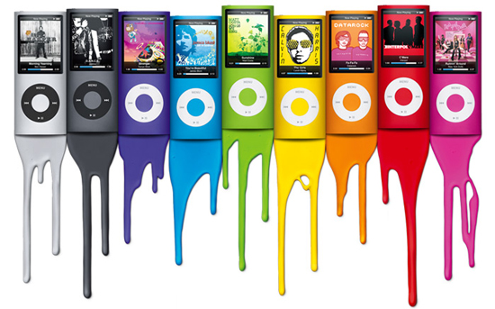 Whats on celebrity ipods