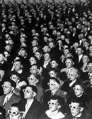Hollywood Studios Paying Over One Bilion Dollars For Digital Technology Rollout to Play Movies in 3D