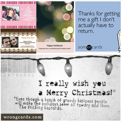 8 Ecard Sites That Offer Fun Holiday Greetings
