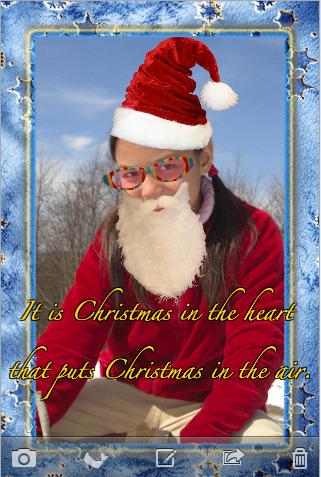 Fabulous Christmas Greeting