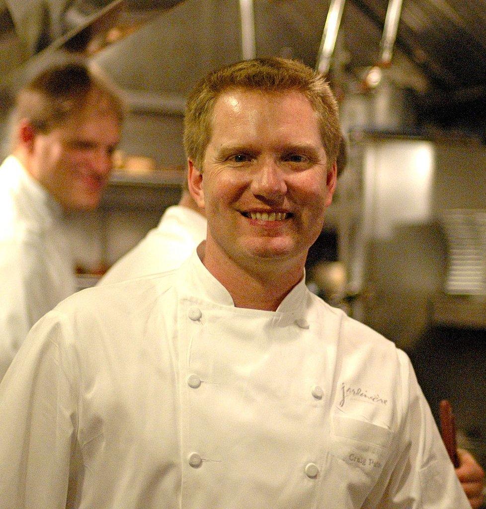 Chef Craig Patzer