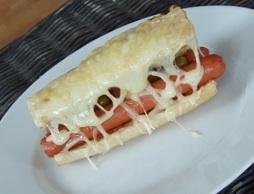 Yummy Link: Le Super Hot Dog