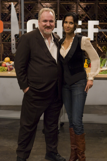 Let's Dish: Top Chef 4.8 — Helping Hands