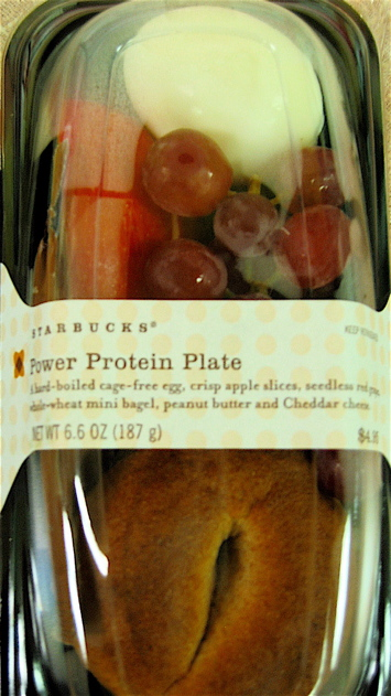 Power Protein Plate ($4.95)