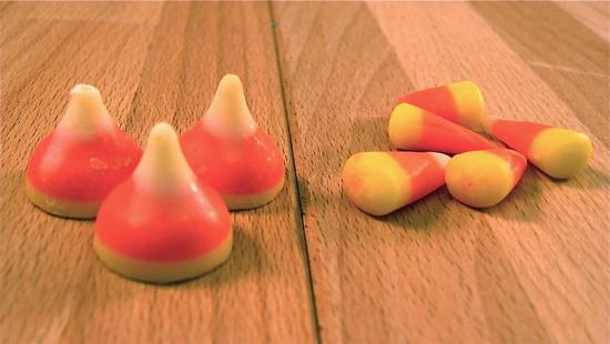 Candy-Off: Hershey's vs. Brach's Candy Corn