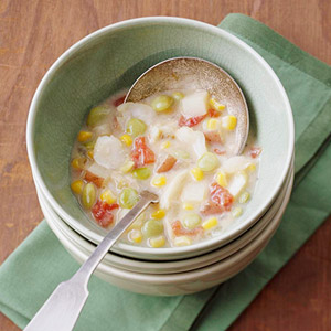 Sunday Slow Cooker: Hearty Fish Chowder