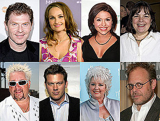 Who's Your Favorite Food Network Chef of 2008?