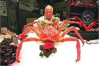 Would You Eat This Giant Crab?