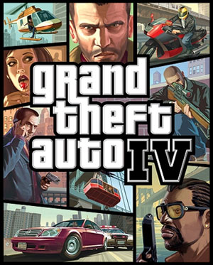 Grand Theft Auto IV Hit Stores Yesterday