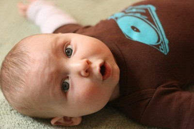 Baby Turntablist