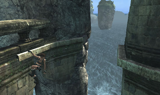 Tomb Raider: Underworld Early Preview