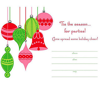 Sugar Shout Out: Download Our Free Holiday Invites!