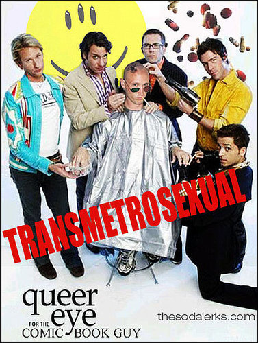 "Metrosexuals Are The New ""It"" Men and you better like it!"