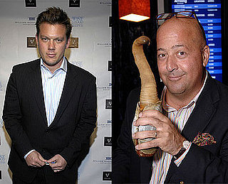 Tyler Florence and Andrew Zimmern's Public Feud
