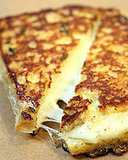 Grilled Mozzarella Sandwiches