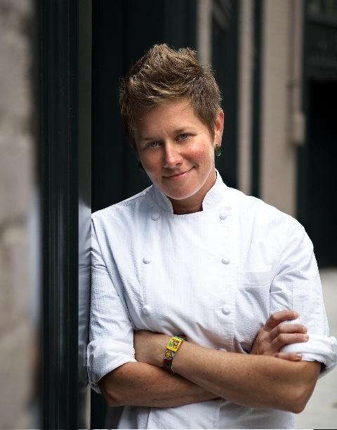 Chef Jen Biesty